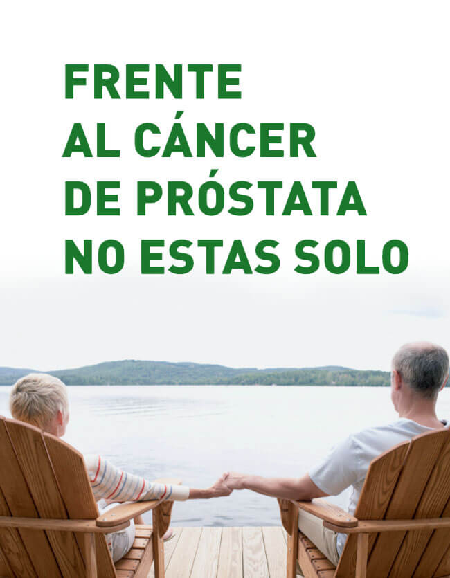 asociacion de cancer de prostata